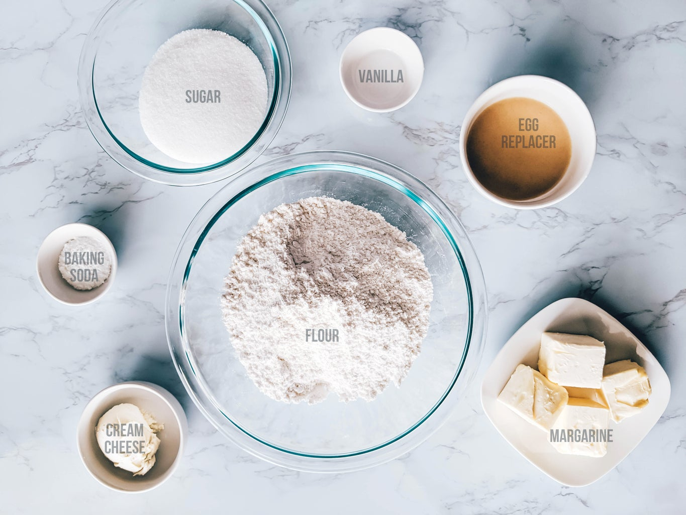 Gather Your Baking Ingredients and Tools