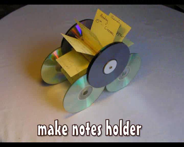 Notes Holder