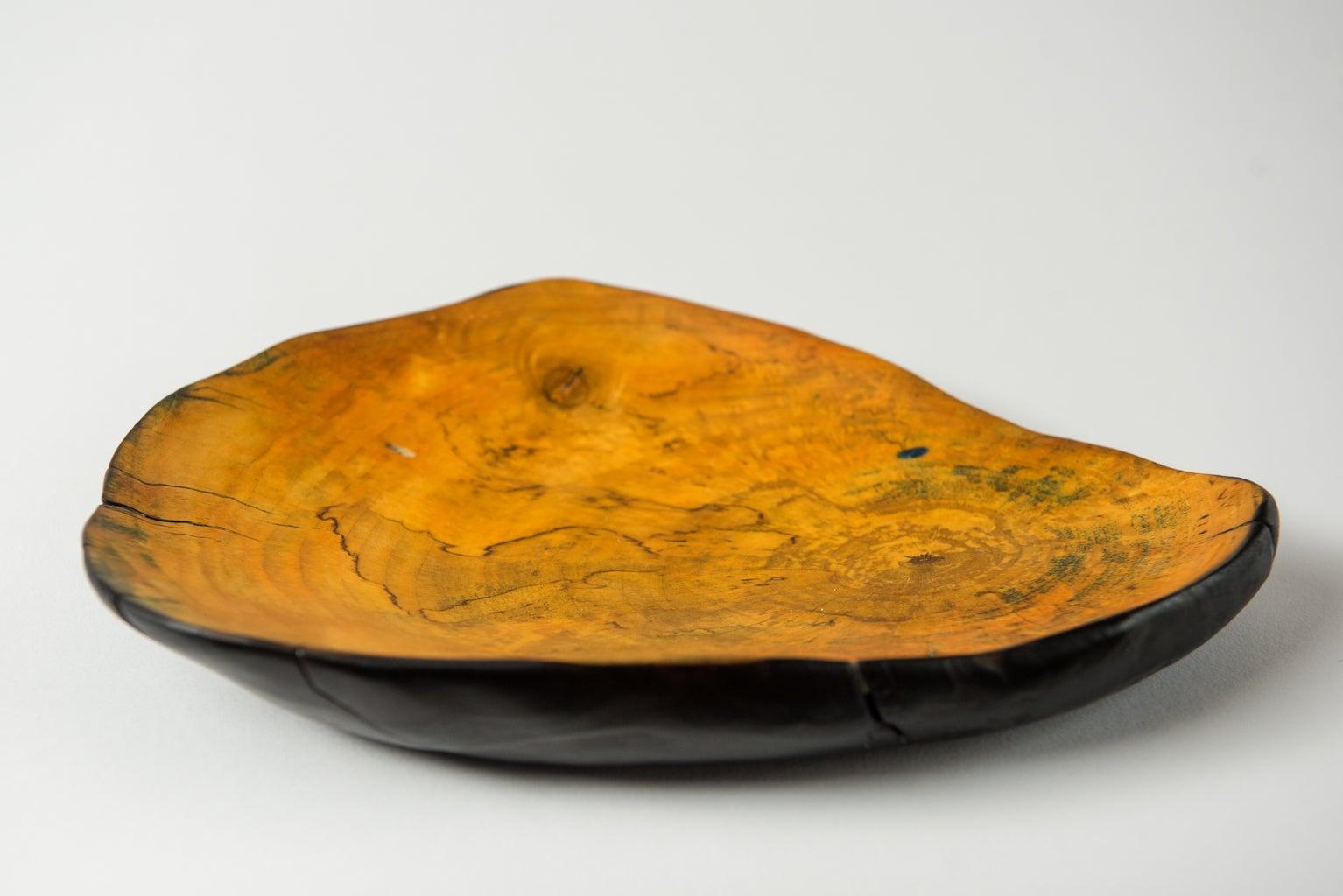 Making a Bowl Without a Lathe