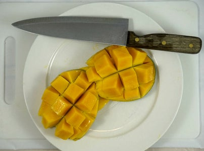 Cut a Mango Perfectly (& Make It Easy to Eat)!