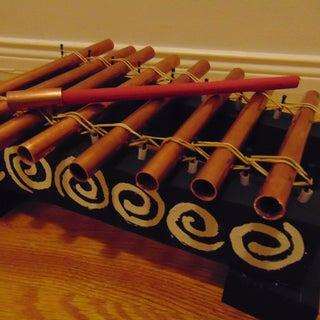 Copper Pipe Glockenspiel