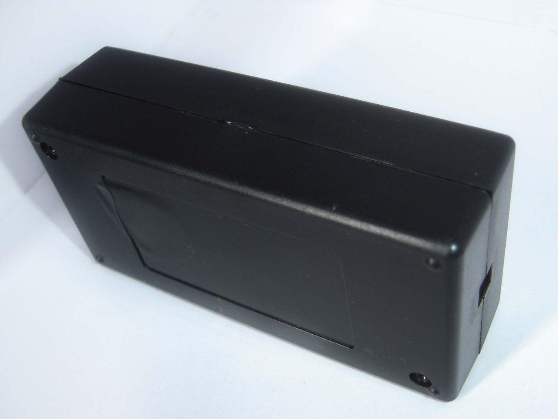 Cut Plastic Box