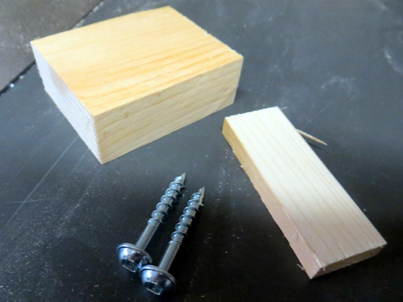 Build a Sharpening Jig