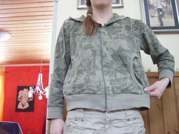 Sew Sacky Clothes Into Fitting