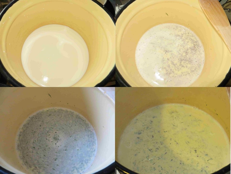 Preparing Milk