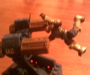 Acrobatic Moves on a Halo Mega Bloks Blue Series Warthog