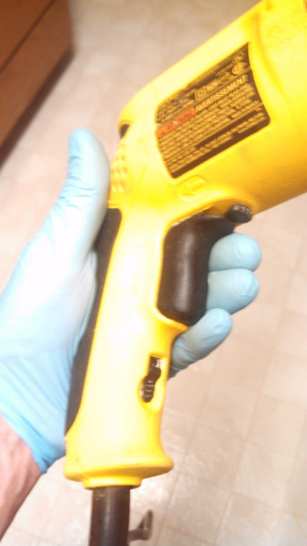 Cleaning Up That Yellow Body