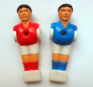 Additional Info From My Experience: Where to Find the Replacement Foosball Men?