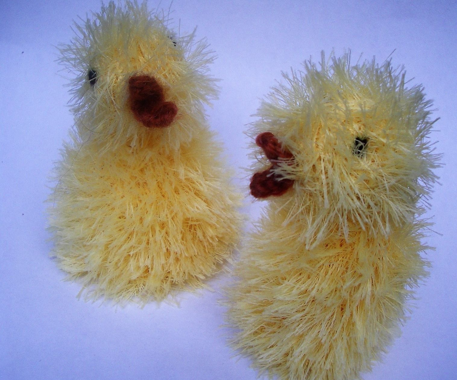 Fluffy Chick Egg Cosy