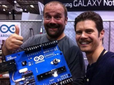 Enjoy and Share Your Arduino GRANDE
