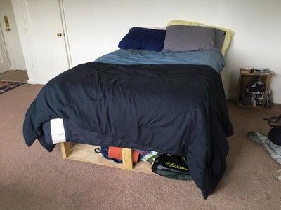The Apartment Conversion...
