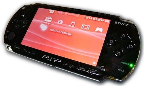 DIY PSP Case