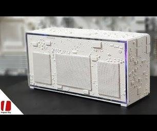 DIY Bluetooth Speaker PCB