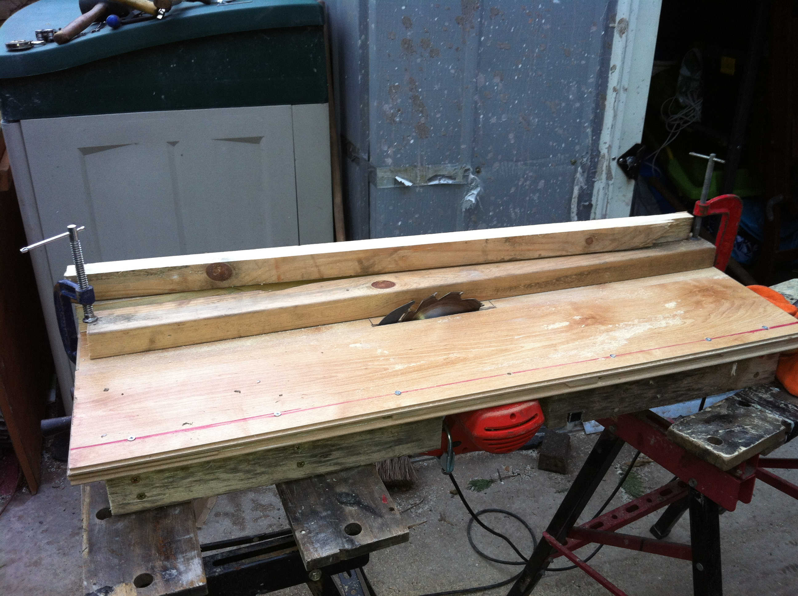 My version of a Table Saw
