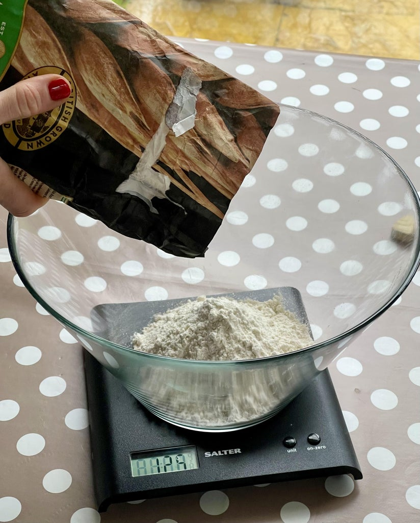 Combine the Dry Ingredients