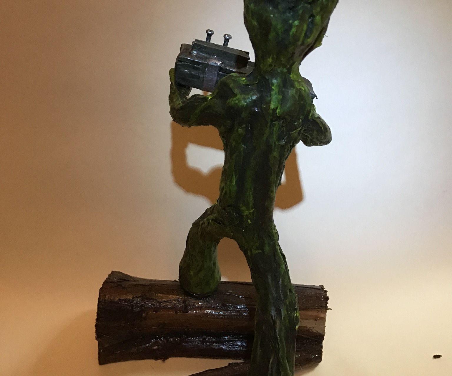 Run-a-way Groot