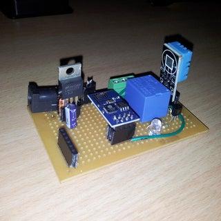 An Inexpensive IoT Enabler Using ESP8266