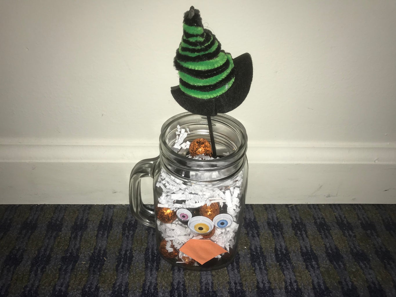 Silly Monster in a Jar