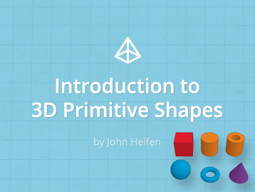 Introduction to Primitive Shapes