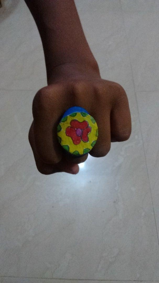 Birthday Ring for Kids