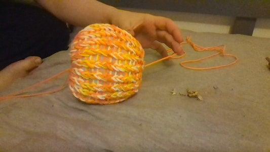 Making the Pumpkin Look More Like a Pumpkin.