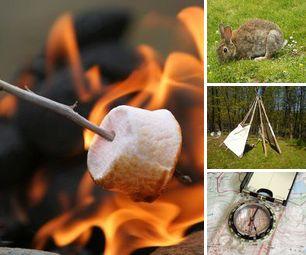 Outdoor Living Skills: Summer Camp Guide