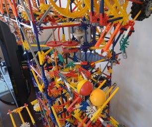 Renovism - a K'nex Ball Machine
