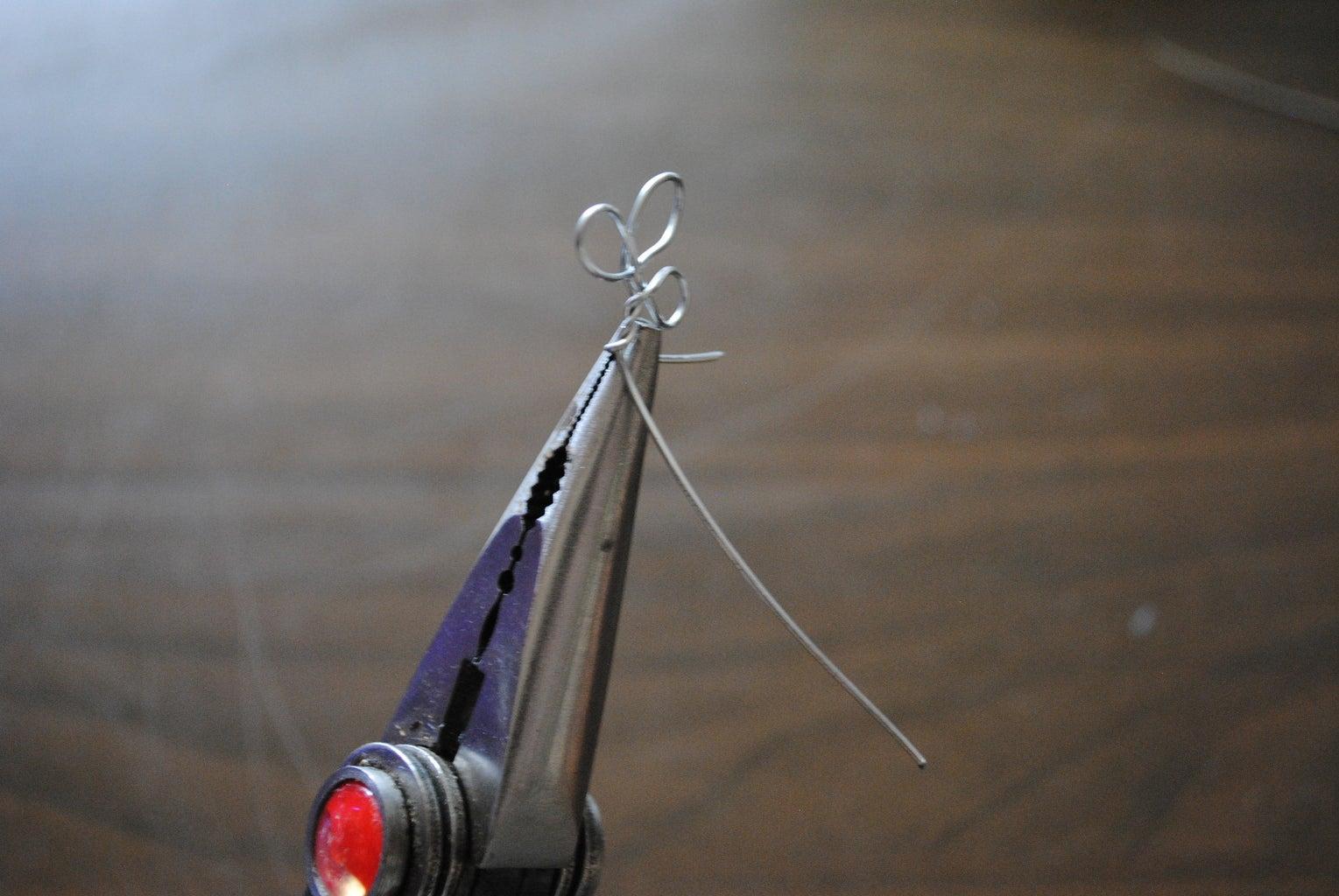 Make Wire Legs (Optional)