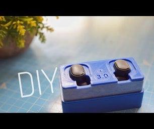 DIY Redmi Airdots充电箱