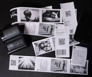 我的便携式照片打印机