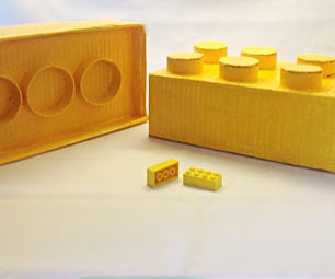 LEGO Brick Box 1:7