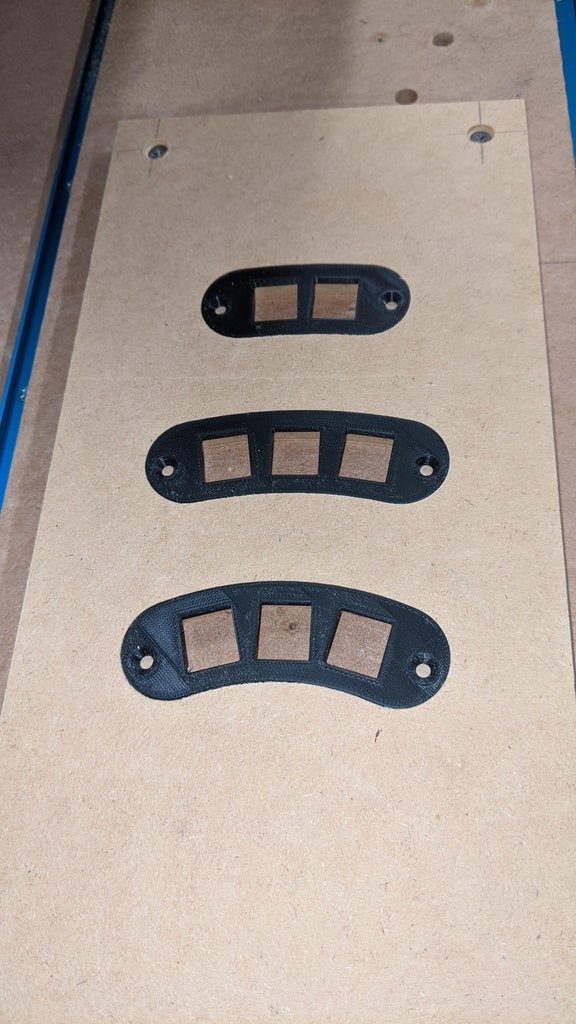 Making the Faceplate