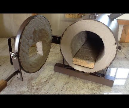 Making a Custom Blacksmith Propane Forge