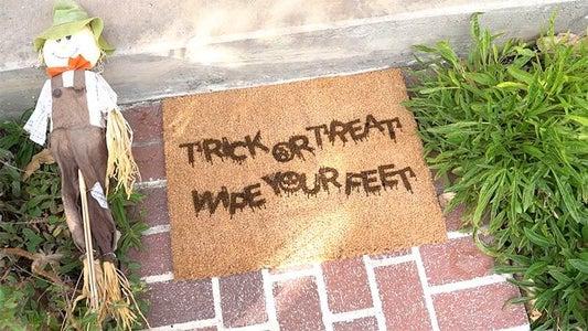 Personalized Coir Doormat Application