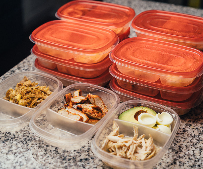 Quick & Easy 5-Day Meal Prep