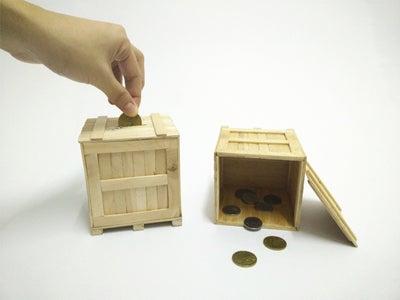Mini Shipping Crates