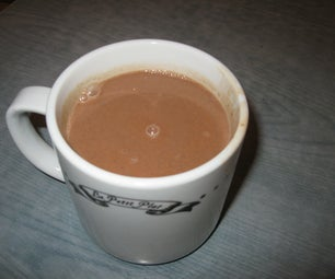 Belgian Chocolate Hot Chocolate