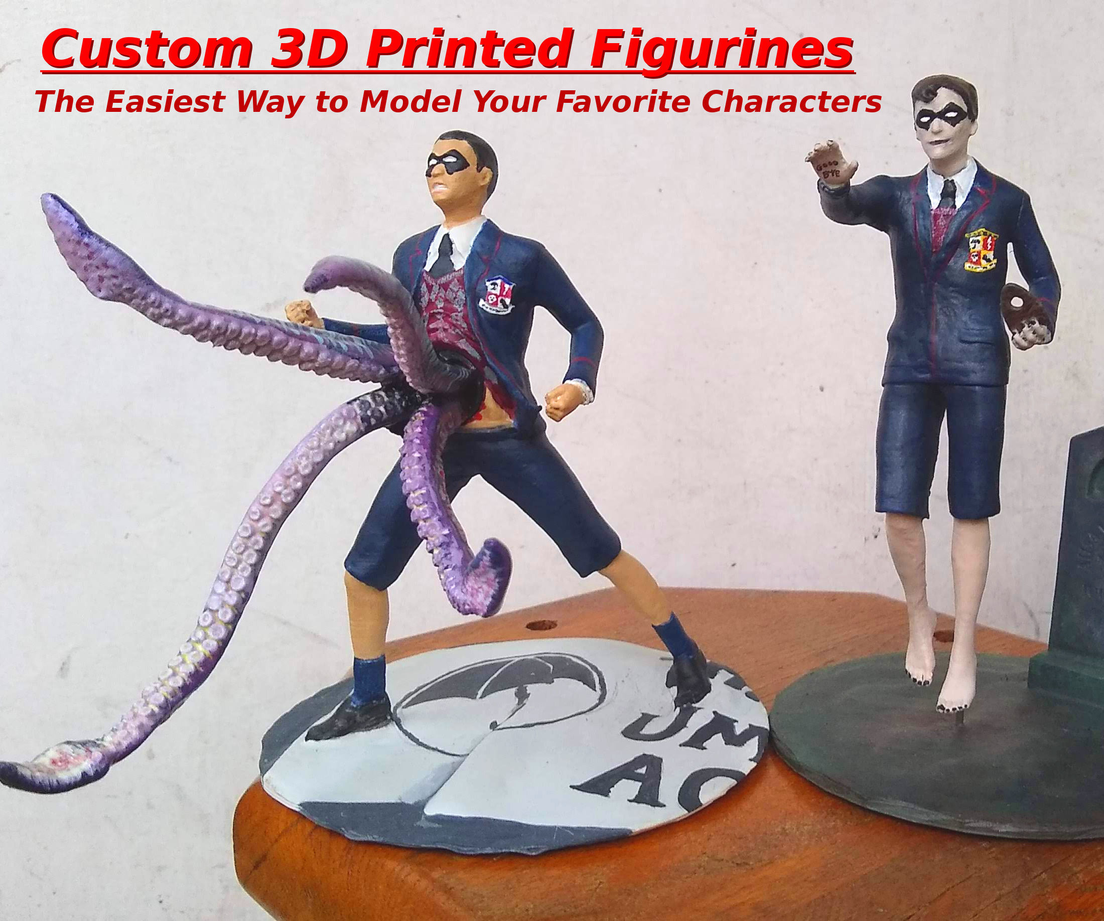 Custom Figurines: Modeling and Printing Your Favorite Characters