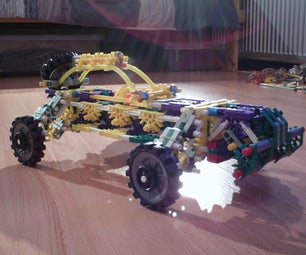 The Sukito TS-1120 Dune Buggy