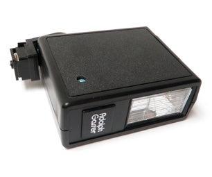 Electronic Flash M-Sync Hack