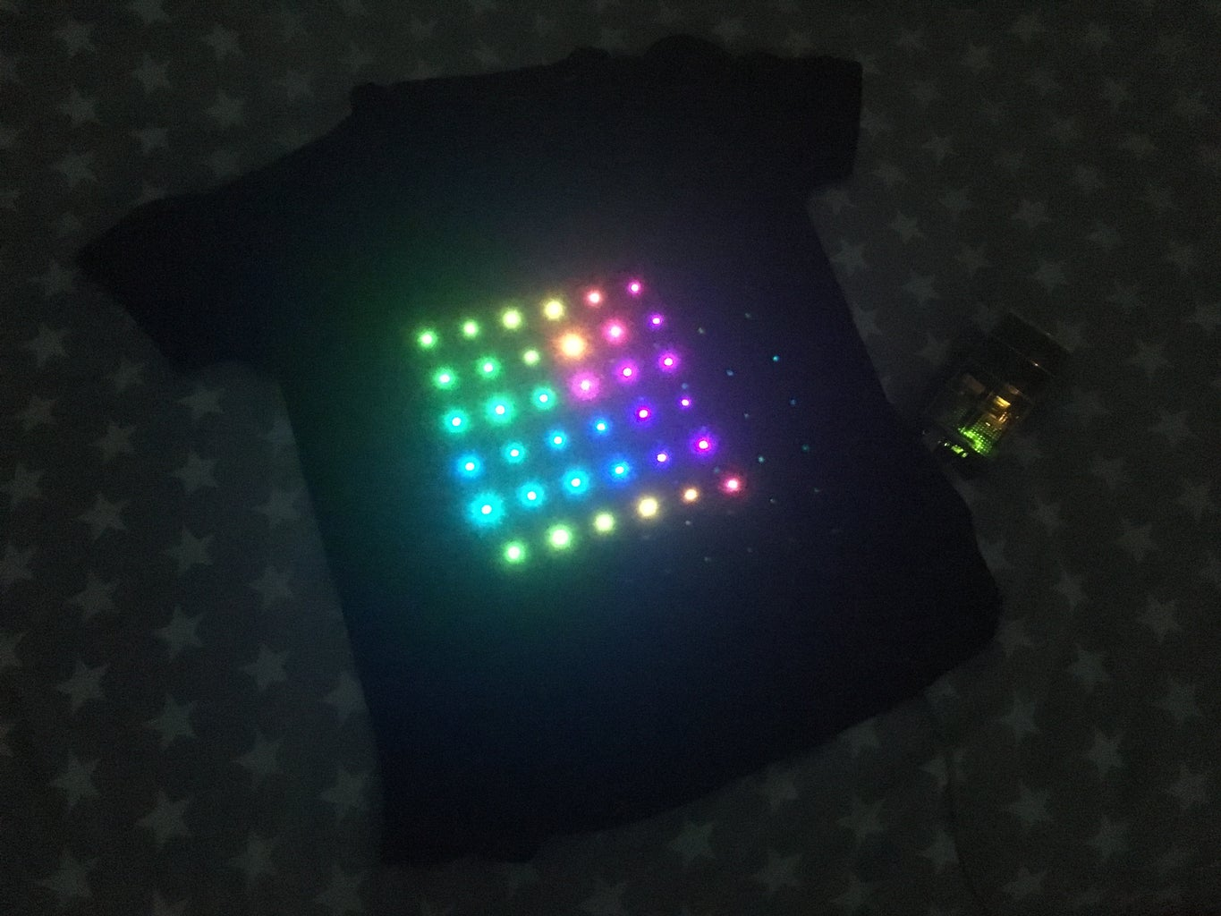 Further Programming and the Finished Wearable