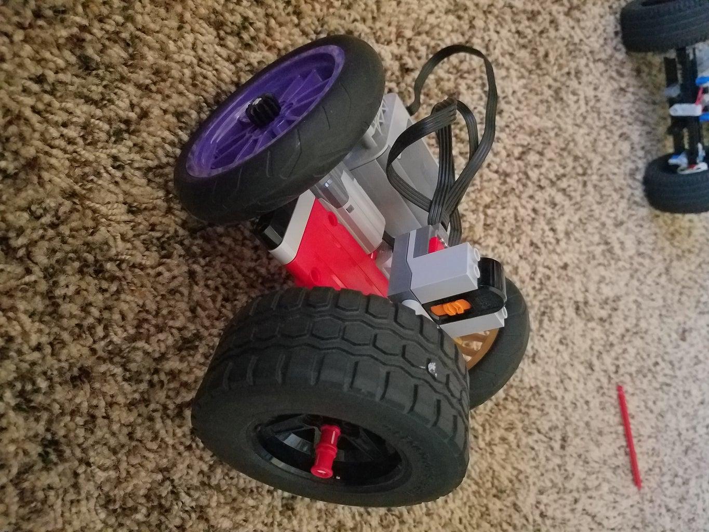 Lego Technic RC Spin Car