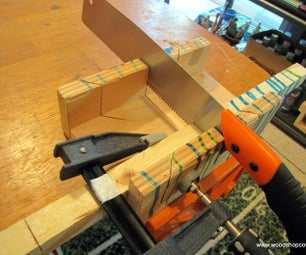 Miter Boxes for Young Woodworkers