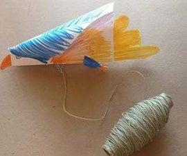 建一只鸟风筝