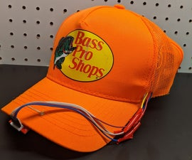 Anti Face Touch Hat
