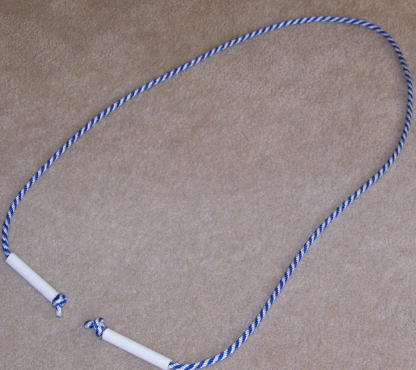 Build an Ultra-Durable Jump Rope