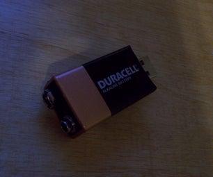 9V USB Flash Drive MOD