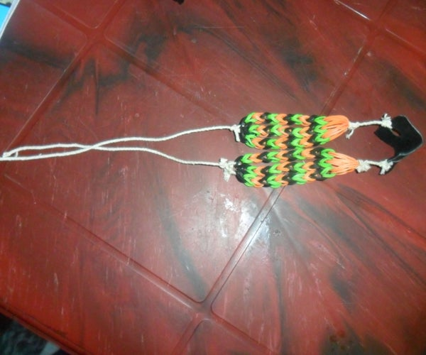 How to Make Slingshot Bands With a Rainbow Loom.