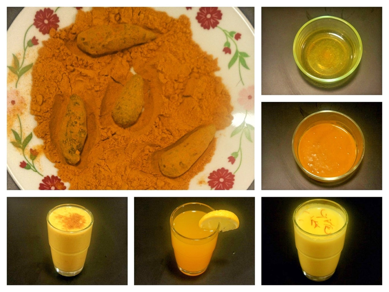 5 Golden Remedies Using Turmeric (The Golden Goodness)