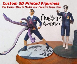 Custom Figurines: the Easiest Way to Model Your Favorite Characters